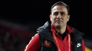 Fabio Cannavaro es el nuevo DT de la selección de China