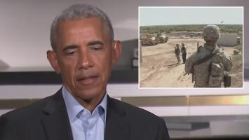 """""""Eso siempre me afectó"""": Barack Obama confiesa cuál fue la decisión más difícil de su mandato"""