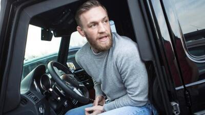 Conor McGregor y su impresionante colección de autos