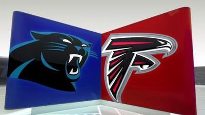 Los Panthers perdieron partido y a Cam Newton ante Falcons