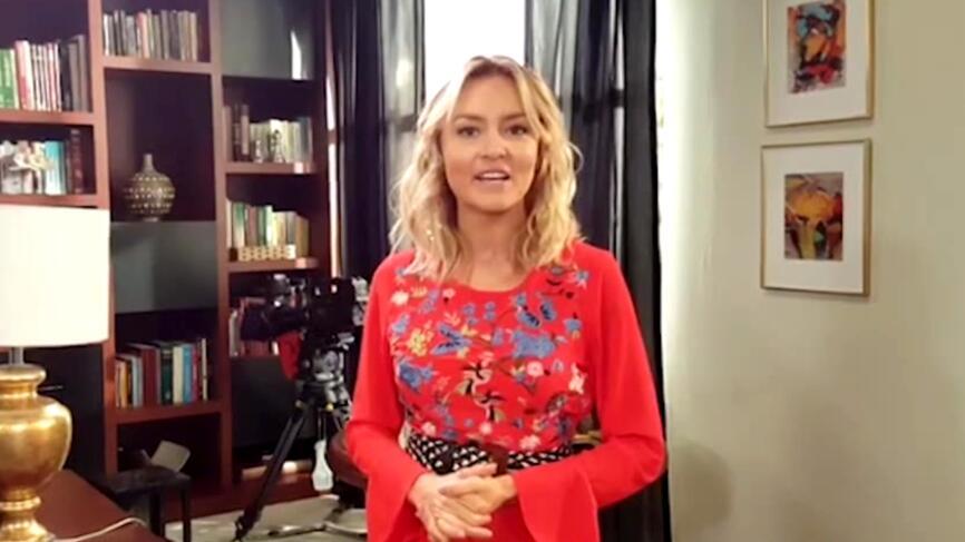 Mira el mensaje de Angelique Boyer, protagonista de Imperio de Mentiras, la próxima novela estelar de Univision
