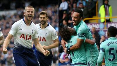 Tottenham amarra Champions; Arsenal se queda a la orilla