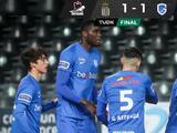El Genk se impone al Royal Charleroi en la liga de Bélgica con asistencia de Gerardo Arteaga