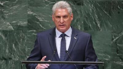 """Miguel Díaz-Canel asume como presidente de Cuba y advierte de """"días desafiantes"""" para la isla"""