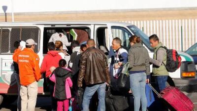 Incertidumbre en Tijuana por inicio del plan de EEUU de devolver a México a los solicitantes de asilo