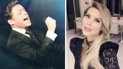 Luis Miguel y Desiree Ortiz finalmente hacen pública su relación en redes sociales