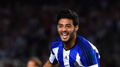 Rayo 2 - Real Sociedad 4: Carlos Vela anota en el útimo partido de la temporada