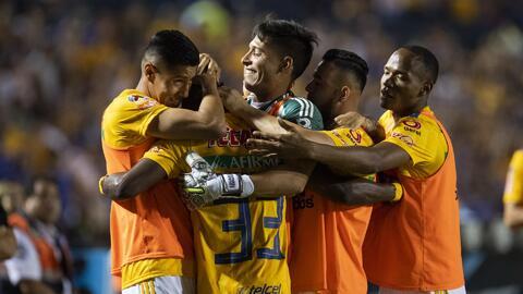 Mientras en Monterrey hay rumores de discordias, el Tuca habló de la armonía en Tigres