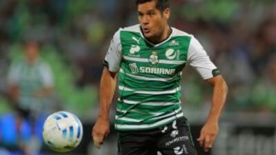 Javier Orozco suplirá a 'Chicharito' en Copa Oro