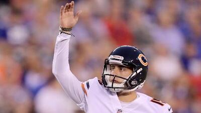 Bears, favoritos de los apostadores para ganar el Super Bowl