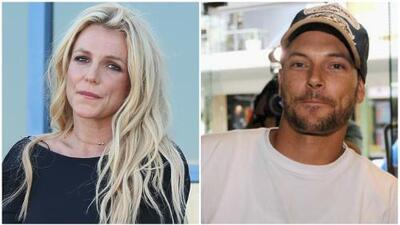 Britney Spears le paga 20,000 dólares mensuales a su exmarido y ahora él pide más