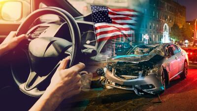 Las ciudades de EEUU más peligrosas para manejar