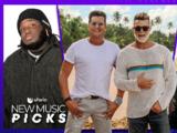 Uforia #NewMusicPicks: ¡Nuestro día favorito de la semana ha llegado con música nueva!