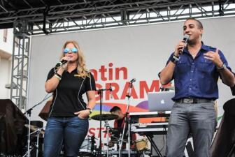 Latin Grammy Street Party 2014 de Mix 98.3