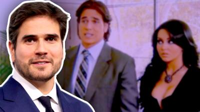 Daniel Arenas recordó cómo su personaje en 'Teresa' le abrió las puertas a la fama