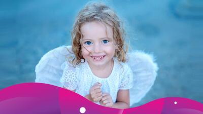 Los niños y su relación con los ángeles