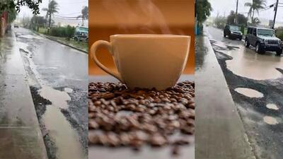Retan a directora de Carreteras a conducir con café caliente y sin tapa por las vías del país