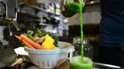 Ventajas del jugo verde para desintoxicar el cuerpo y disminuir las calorías