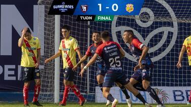 Ceballos le da ventaja a Tepatitlán en la Final ante Morelia