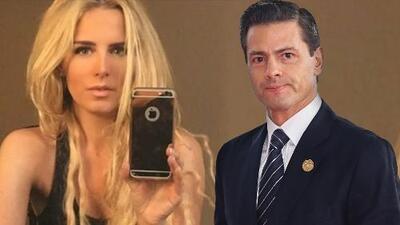 """No sean posesivas"": modelo que vinculan con expresidente Peña Nieto graba video dando consejos de parejas"