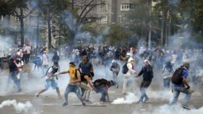 Mueren otros dos estudiantes en Venezuela