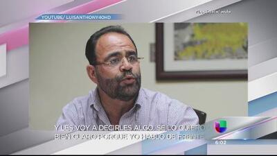 """Aníbal Vega Borges exige """"papeleta abierta"""" a funcionarios de colegio"""