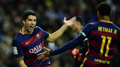 Real Madrid 0 - Barcelona 4: El Barça baila al Madrid con Messi y sin Messi