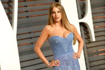 ¡Otra vez! Sofía Vergara es la mejor pagada de la TV según Forbes