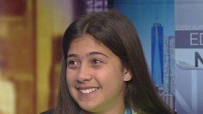 """""""Vos jugás con el corazón"""": esta joven arquera tiene posibilidades de alcanzar un récord Guinness"""