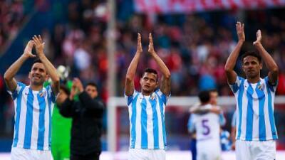 El Málaga cede un empate ante Osasuna en el arranque de la Liga de España