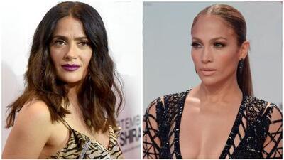 Jennifer López y Salma Hayek no solo pelearon por el papel de Selena: Frida también estuvo en disputa