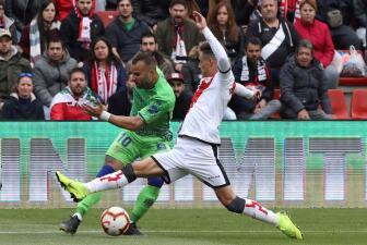 En fotos: sin los mexicanos, Betis salvó el empate en su visita a Rayo Vallecano