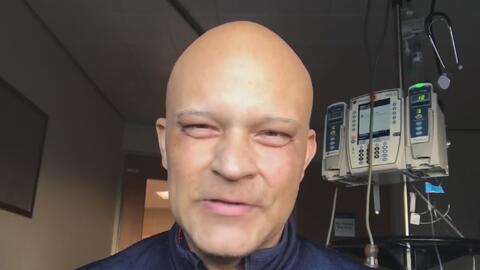 Corazón de guerrero: Luis Gómez envía desde el hospital un emotivo mensaje para un paciente con cáncer
