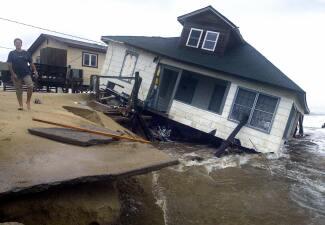 El rastro de los huracanes más potentes de este siglo en la cuenca Atlántica