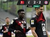 Robert Lewandowski anotó su gol 40 y empata a Gerd Müller