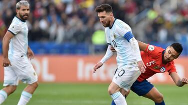 La Copa América se jugará con 10 Selecciones