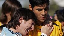Aficionados le piden a Ustari que Messi fiche con el Pachuca