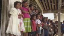 Expanden programa que permite que hijos de inmigrantes centroamericanos lleguen seguros al país