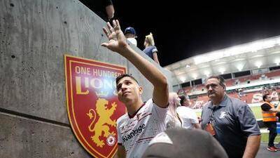 Goleador vinotinto, en lo más alto: Jefferson Savarino, elegido Jugador de la Semana en MLS
