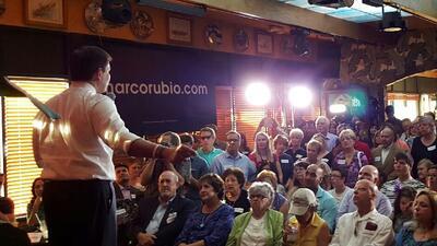 Los cubanos con los que cuenta Marco Rubio para el caucus de Nevada