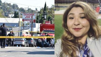 """""""El día más triste de la historia de Trader Joe's"""": lloran la muerte de empleada de supermercado baleada"""