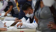 Ecuatorianos en Nueva York ultiman detalles para poder votar en las elecciones presidenciales de su país