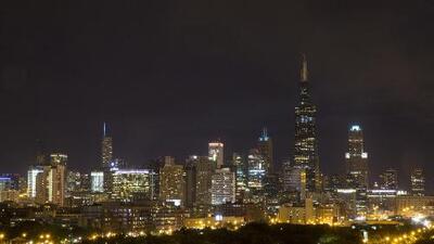 Chicago seguirá libre de lluvias en la noche de este lunes, con temperaturas frescas y vientos