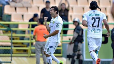 Correcaminos 1-3 León: Los Esmeraldas se imponen de visita al Correcaminos en la Copa MX