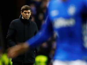 En fotos: Rangers y Villarreal igualaron para dejar en suspenso el cierre del Grupo G