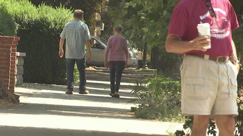 Septiembre, el mes de la seguridad para los peatones