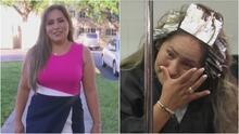 Inmigrante llora al mirarse al espejo tras cambio de imagen: narra con dolor la ausencia de sus hijos