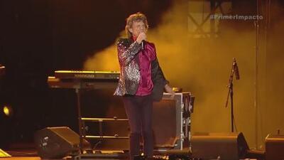 Rolling Stones da un exitoso concierto en la isla de Cuba