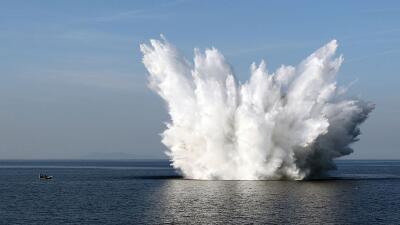 """Sismo en Florida fue producto de """"explosión experimental"""" de Armada de EE.UU."""