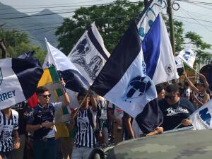 Así se vivió el color de la Final de la Liga Campeones entre Monterrey y Tigres